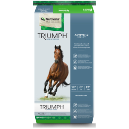 Triumph Active 12% Pelleted Horse Feed