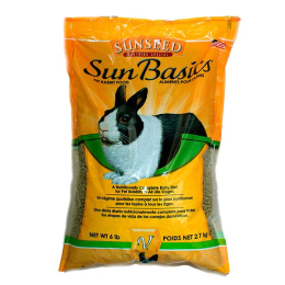 Sunseed Sunbasics Rabbit Food 6 lb
