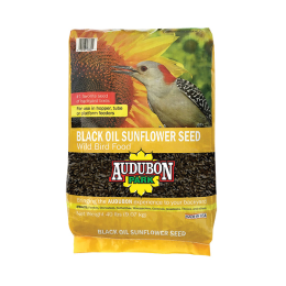 Audubon Park Black Oil Sunflower Seed Wild Bird Food 40 lb