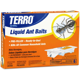 TerroAnt Killer II Liquid Ant Baits 6 Pack