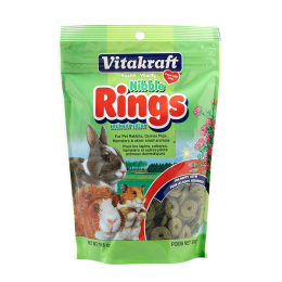 Vitakraft Small Animal Nibble Rings 1.06 oz