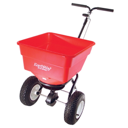 EarthWay Commercial Broadcast Spreader 100 lb