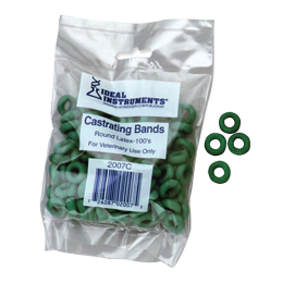 Castrator Bands 100 Pack