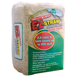 EZ-Straw Seeding Mulch with Tack 2.5 cu ft