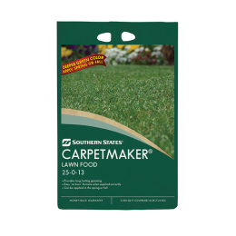 Southern States Carpetmaker Lawn & Garden Food 25-0-13 5M