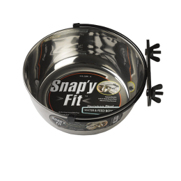 Midwest Snap fty Fit Pet Bowl 2 qt