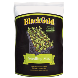 Black Gold Seedling Mix 8 qt