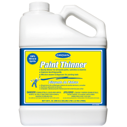 Crown Paint Thinner 1 gal
