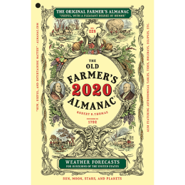 Old Farmer's Almanac Book