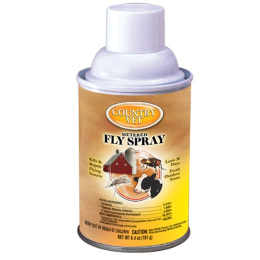 Country Vet Metered Fly Spray 6.4 oz