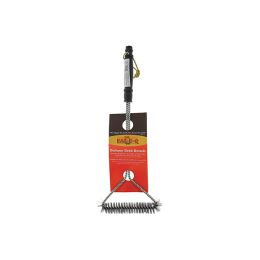 Mr. Bar-B-Q Deluxe Grid Brush