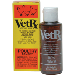 VetRx Poultry Remedy 2 oz