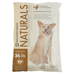 Southern States Naturals Chicken, Rice and Pearled Barley Dog Food 40 lb