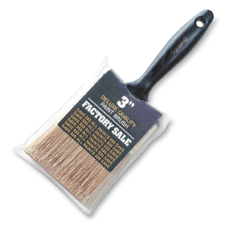 Factory Sale Synthetic Paint Brush 4 in