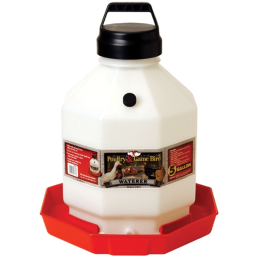 Little Giant Automatic Plastic Poultry Waterer 5 gal