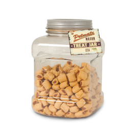 Petmate Mason Inspired Treat Jar